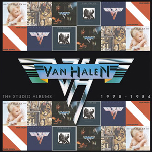 Van Halen /  The Studio Albums