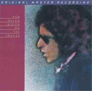 Bob Dylan / Blood On The Tracks 2013 Mobile Fidelity Hyrbrid SACD