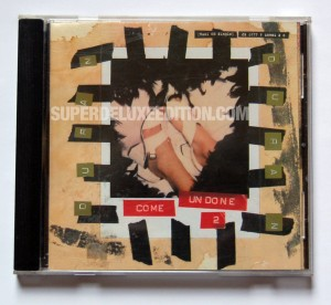 Duran Duran / Come Undone US CD Single #2