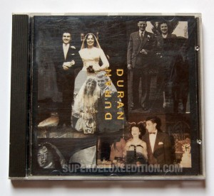 Duran Duran / The Wedding Album UK CD