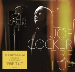 Joe Cocker / Fire It Up deluxe CD+DVD