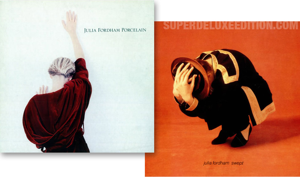 Julian Fordham / Porcelain and Swept Deluxe Reissues