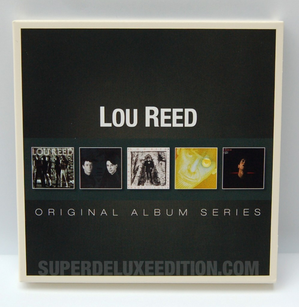 Lou Reed / Original Album Series 5CD set