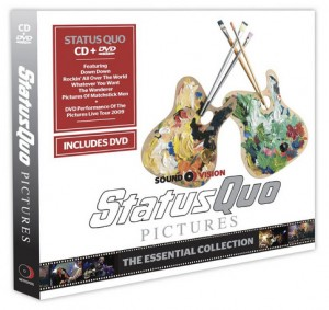Status Quo / Pictures live at Montreux CD+DVD