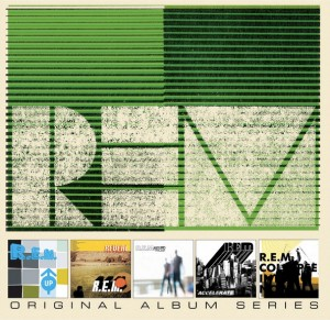 R.E.M. / Original Album Series 5CD set