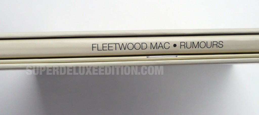 Fleetwood Mac / Rumours super deluxe edition