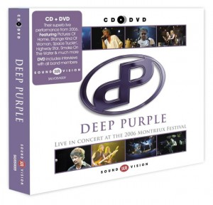 Deep Purple / Live at the 2006 Montreux Festival CD+DVD