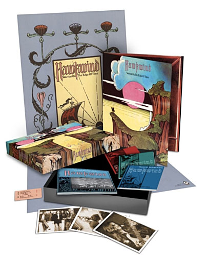 Hawkwind / Warrior On The Edge Of Time Super Deluxe Edition