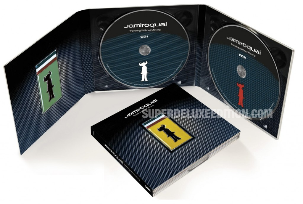 Jamiroquai / Travelling Without Moving 2CD Deluxe reissue
