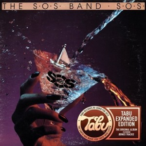 The S.O.S. Band / S.O.S Tabu Re-born reissue