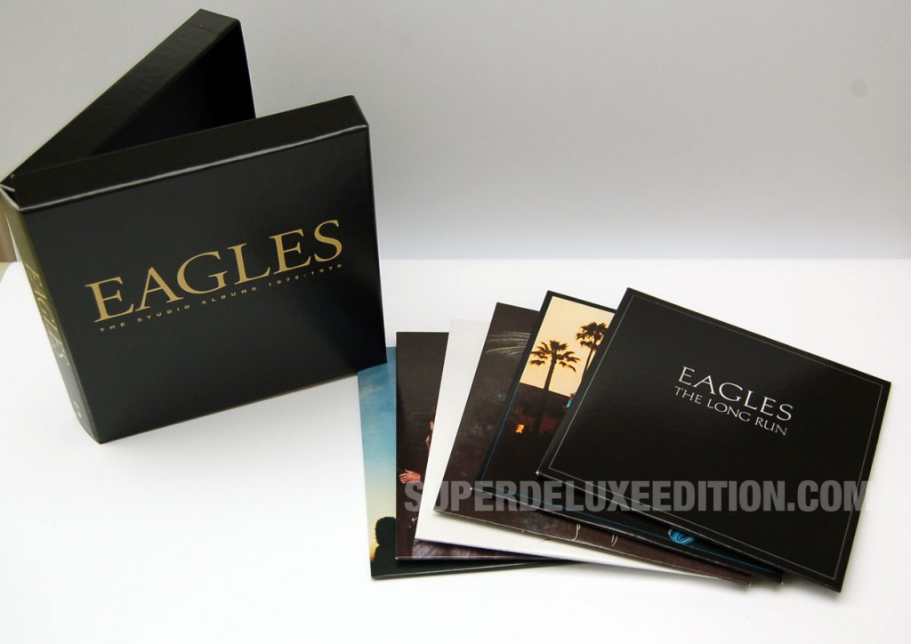 The Eagles / Studio Albums 1972-1978 box set