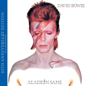 David Bowie / Aladdin Sane 40th Anniversary Edition 2013 remaster