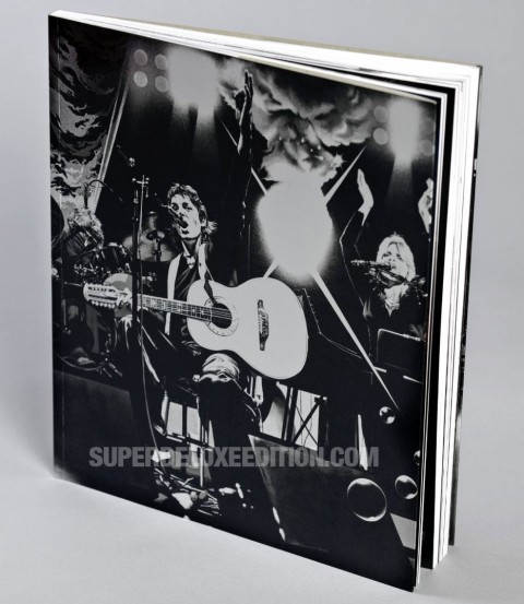 Paul McCartney / Wings Over America deluxe Commemorative Tour Book