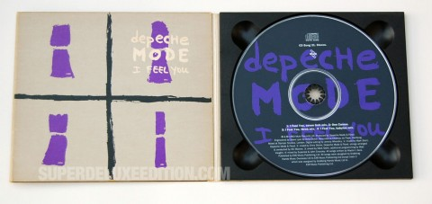 Depeche Mode / I Feel You CD Single