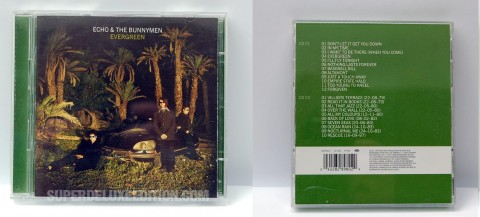 Echo & The Bunnymen / Evergreen deluxe edition
