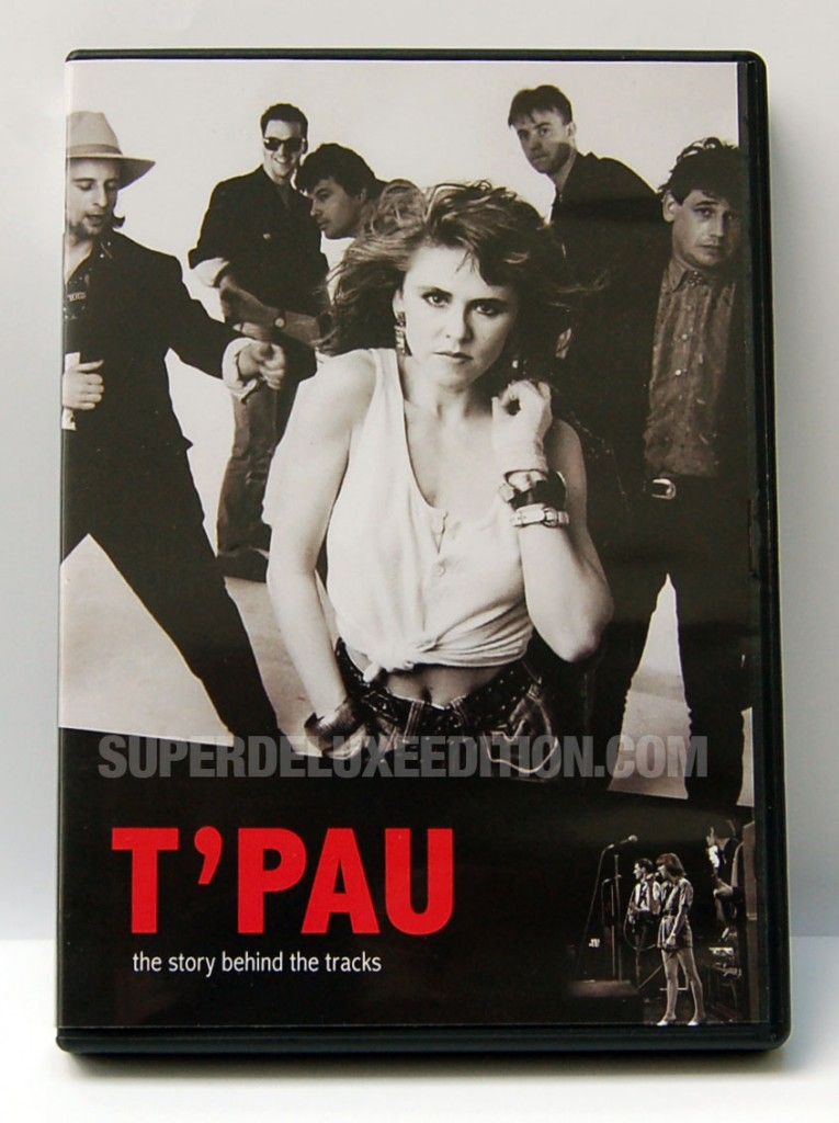 T'Pau / The Story Behind The Tracks - Bridge Of Spies
