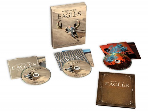 The Eagles / History of The Eagles DVD