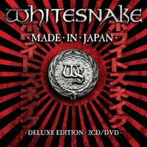 Whitesnake / Made in Japan 2CD+DVD