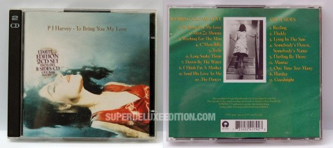 PJ Harvery / To Bring You My Love & The B-sides CD