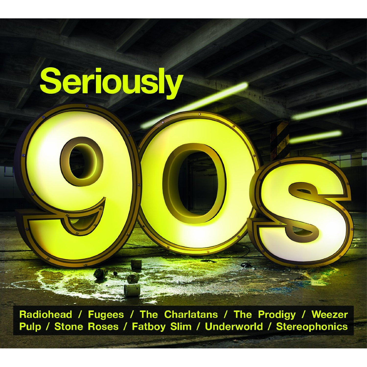 Seriously '90s compilation