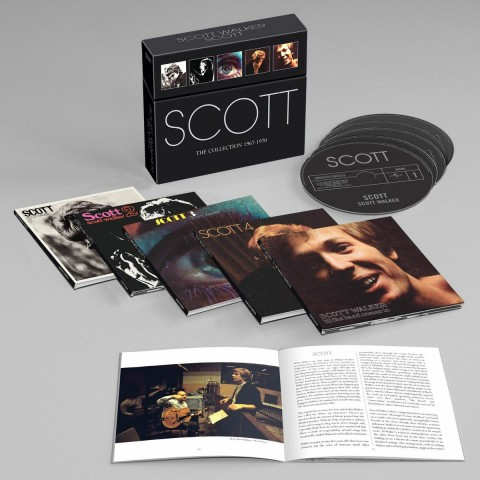 Scott Walker - The Collection 5CD box set