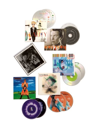 David Bowie Box / 2013 reissue