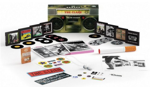 The Clash / Sound System 12 disc box set