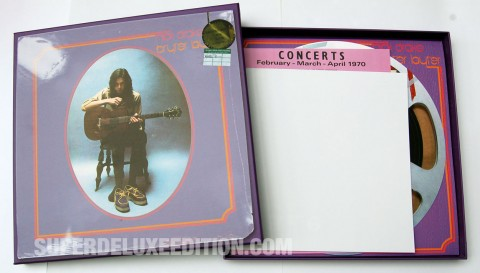 Nick Drake / Bryter Layter vinyl box set