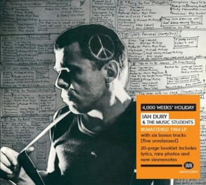 Ian Dury / 4,000 Weeks Holiday reissue