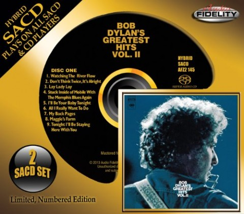 Bob Dylan / Greatest Hits Vol II / double hybrid SACD