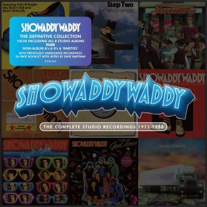 Showaddywaddy / Complete Studio Recordings 1973-1987
