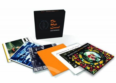 The Style Council / Classic Albums Selection box set