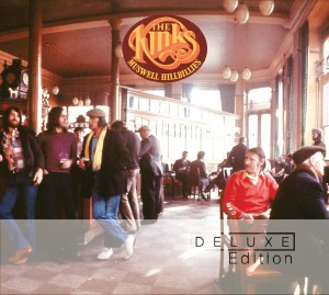 The Kinks / Muswell Hillbillies deluxe edition