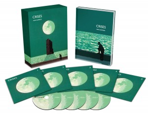 Mike Oldfield / Crises 5-disc box set