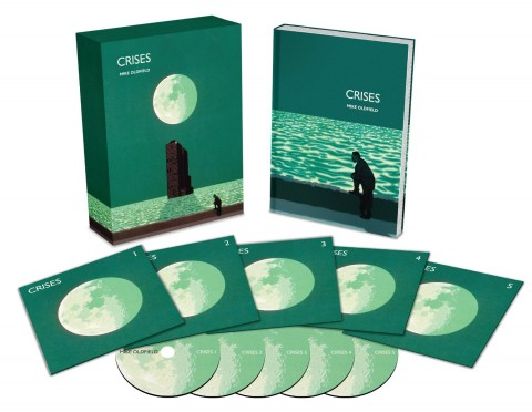 Mike Oldfield / Crises box set