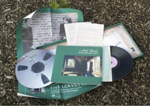 Nick Drake / Five Leaves Left vinyl box set