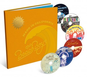 The Beach Boys / Made In California 6CD box set