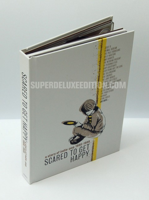 Scared To Get Happy 5CD box set