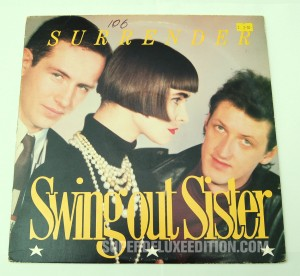 Swing Out Sister / Surrender US 12""