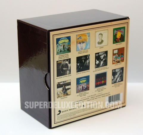 Nilsson / The RCA Albums Collection 17CD box set