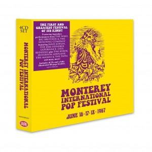 Various Artists / Monterey International Pop Festival 4CD