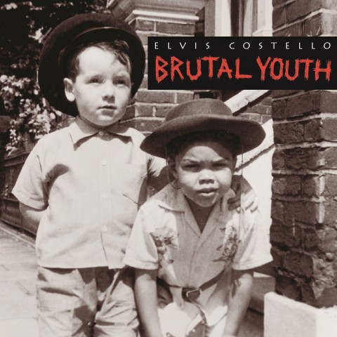 Elvis Costello's Brutal Youth vinyl reissue