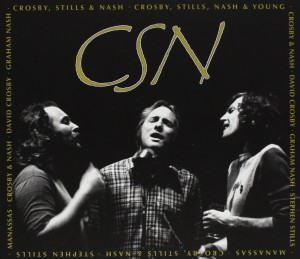 Crosby Stills and Nash box set reissue