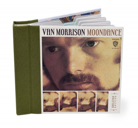 Van Morrison / Moondance 4CD+Blu-ray Audio deluxe edition
