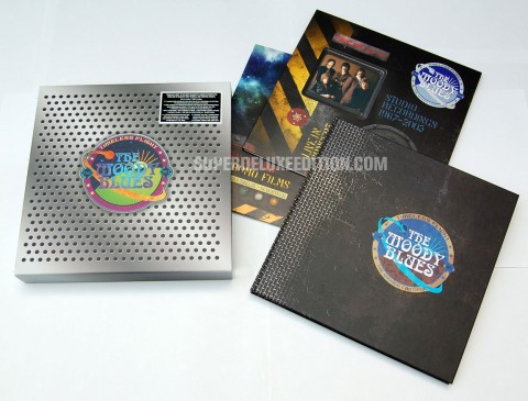 The Moody Blues / Timeless Flight box set