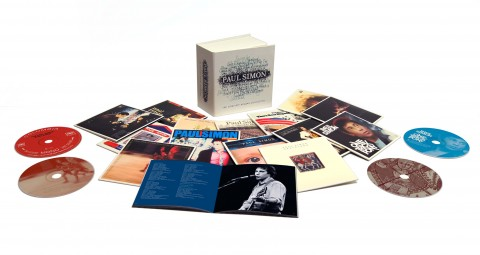 Paul Simon / The Complete Album Collection: 15CD box set