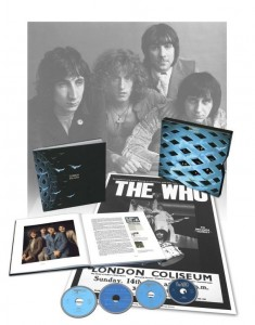 BOX SET ALERT: The Who / Tommy Super Deluxe Edition box set