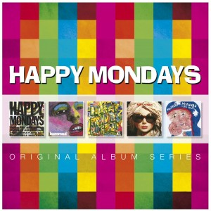 Happy Mondays included in new Original Album Series sets