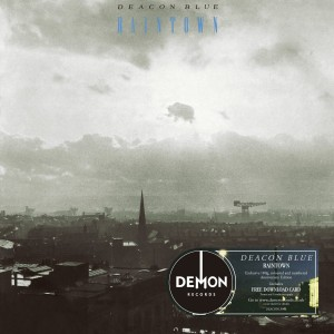 Deacon Blue / Raintown limited edition blue vinyl