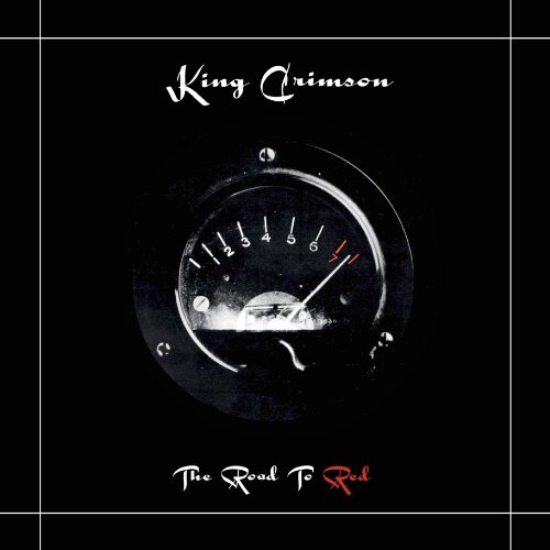 King Crimson / The Road to Red 24-disc box set